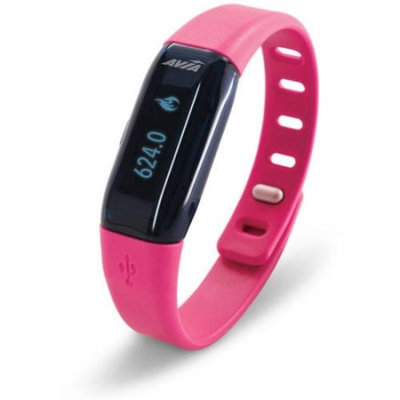 Avia Stride App-Based Activity/Fitness Tracker, Assorted Colors
