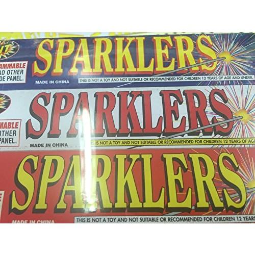 Sparklers Fireworks