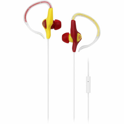 Empire Brands, Inc Empire Brands Inc Red & Yellow Helix Earbuds