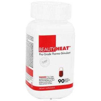 BeautyFit - BeautyHeat Pro-Grade Thermo-Stimulant - 90 Capsules