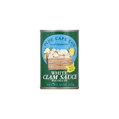 Olde Cape Cod Sauce Clam White 15 OZ -Pack Of 12