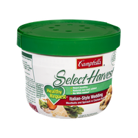 Campbell's Select Harvest Italian-Style Wedding Meatballs and Spinach in Chicken Broth Soup