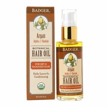 Badger Hair Oil Argan