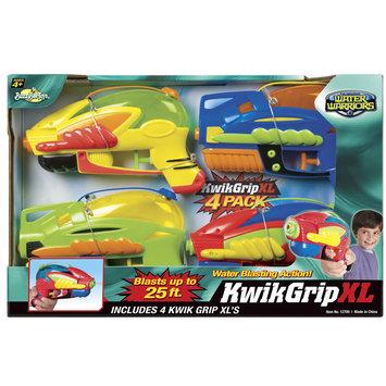Kenscott Ltd Water Warriors Kwik Grip XL 4 Pack - KENSCOTT LTD