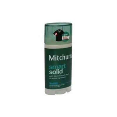 Mitchum Anti-perspirant & Deodorant, 2.5 Oz Smart Solid -Marine