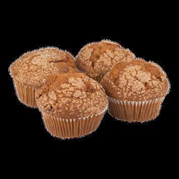 Ahold Cranberry Orange Muffin - 4 CT