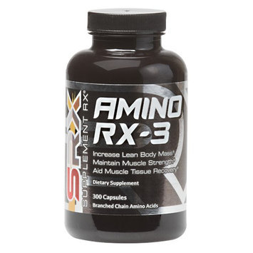 Supplement Rx Amino Rx-3, 300 Capsules