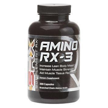 Supplement Rx Amino Rx-3, 300 Capsules
