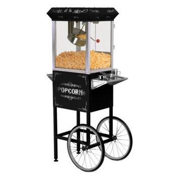 Maxi-Matic EPM-300 Elite Popcorn Trolley
