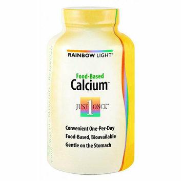 Rainbow Light Food-Based Calcium 180 Tablets
