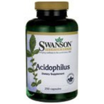 Swanson Premium Acidophilus 250 Caps