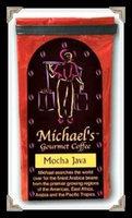 Michaels Coffee 10015 Mocha Java Flavored Coffee, 16 Oz. -Pack of 3