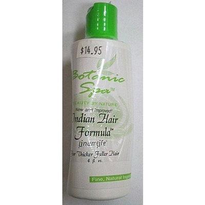 botanic spa Indian Hair Formula, 4 fl oz.