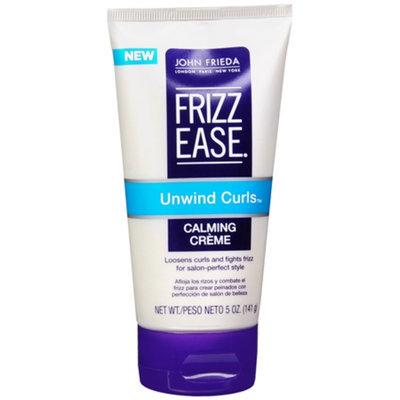 John Frieda Frizz Ease Unwind Curl Calming Crème - 5.0 oz
