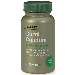 GNC Coral Calcium
