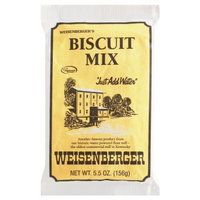 Weisenberger Biscuit Mix, 5.5-Ounce (Pack of 12)