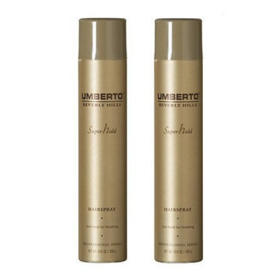 Umberto Super Hold Hairspray 10.6oz