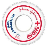 Band-Aid Waterproof Tape, 0.5 Inch, 1 ea