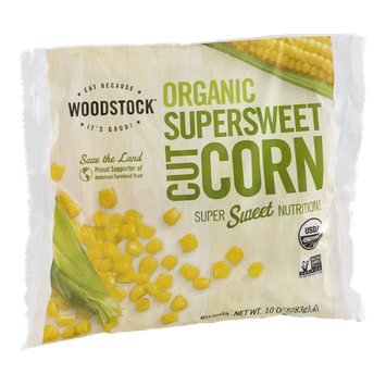 Woodstock Organic Superswet Cut Corn