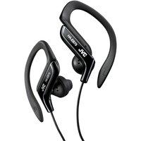Jvc JVC HAEB75B Sport Style Ear-Clip Headphones, Black