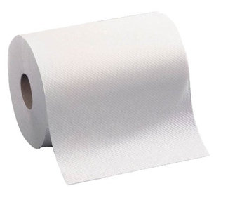Sca Tissue Hardwound Paper Towels Universal Hand Roll Towel, One-Ply