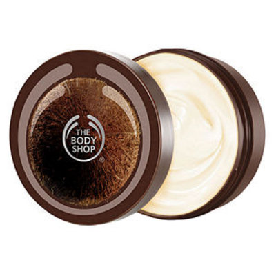 The Body Shop Body Butter, Coconut, 6.75 oz