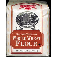 Arrowhead Mills Ww Stoneground, 5-Pound (Pack of 6)