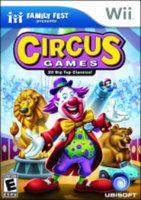 UbiSoft Circus Games