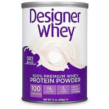 Designer Whey Natural Whey Protein