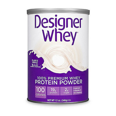 Designer Whey Natural Whey Protein