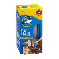 Pledge Pet Hair Fabric Sweeper