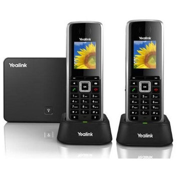 Yealink SIPW52P + (1)SIPW52H Business IP DECT Phone
