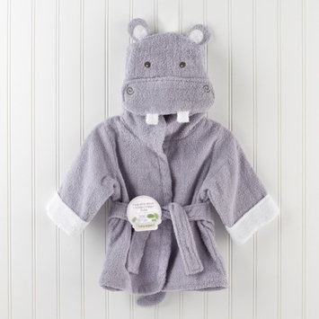 Baby Aspen 'Hug a Lot Amus' Hooded Robe (Baby)