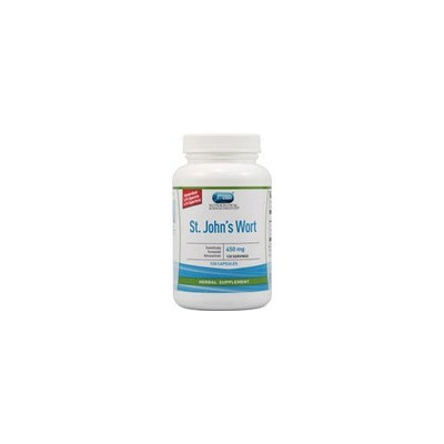 Vitacost Brand Vitacost St. John's Wort Extract - Standardized -- 450 mg - 120 Capsules