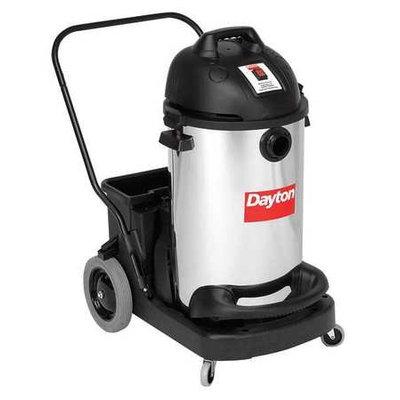 DAYTON 22XJ56 Wet/Dry Vacuum, 20 gal, 120V