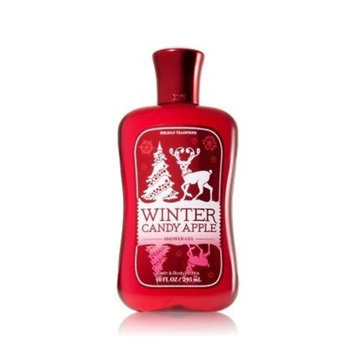 Bath Body Works Bath and Body Works Winter Candy Apple Shower Gel 10 fl oz/296mL