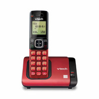 Vtech - Dect 6.0 Expandable Cordless Phone - Red
