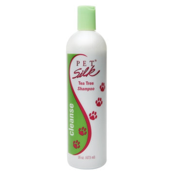 Pet Silk Tea Tree Shampoo, 16 oz