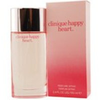 HAPPY HEART BY Clinique, PERFUME SPRAY 3.4 OZ New in Sealed Box