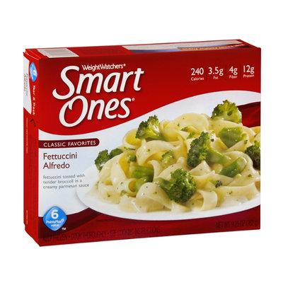 Weight Watchers Smart Ones Classic Favorites Fettuccini Alfredo