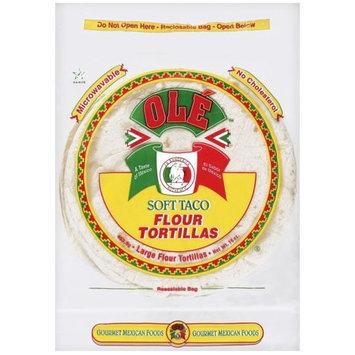 Ole Soft Flour Tortillas, 16 oz