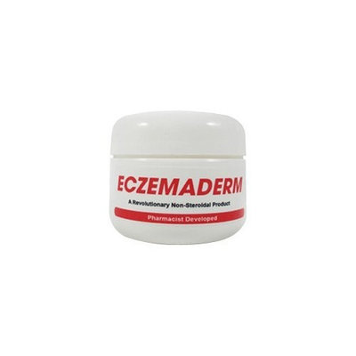 Eczemaderm - Naturally Medicated Treatment Cream for Eczema