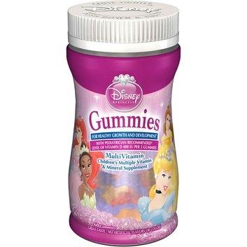Disney Princess : Multivitamin Gummies