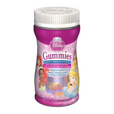 Disney Princess : Multivitamin Gummies
