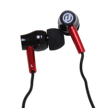 House Crush Earbuds Red