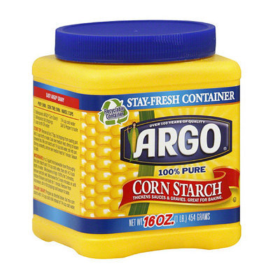 ARGO 100% Pure Corn Starch