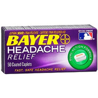 Bayer Headache Relief Coated Caplets