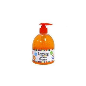 Lamaze Baby Shampoo & Body Wash 16 oz - orange - Made with organic ingredients