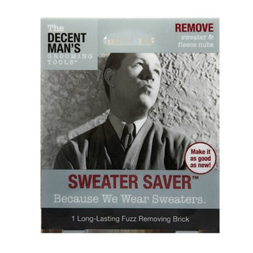 The Decent Man's Grooming Tools Sweater Saver