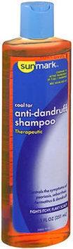 Sunmark Coal Tar Therapeutic Anti-Dandruff Shampoo, 8.5 oz by Sunmark